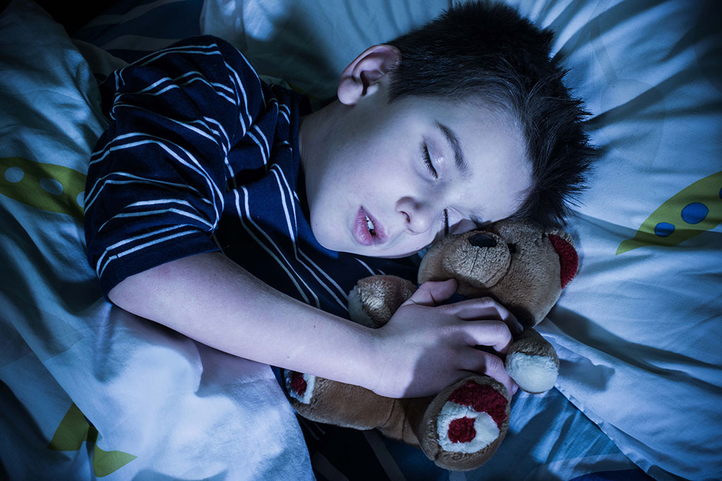 Pediatric Sleep ECHO
