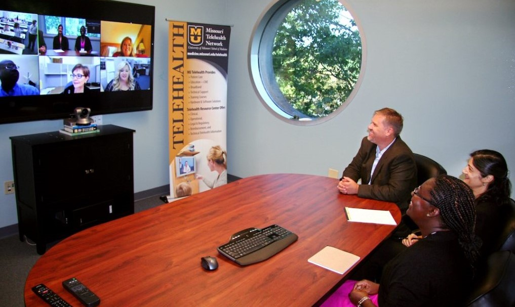 Show-Me ECHO clinic allows primary care providers to consult with experts using videoconferencing technology.